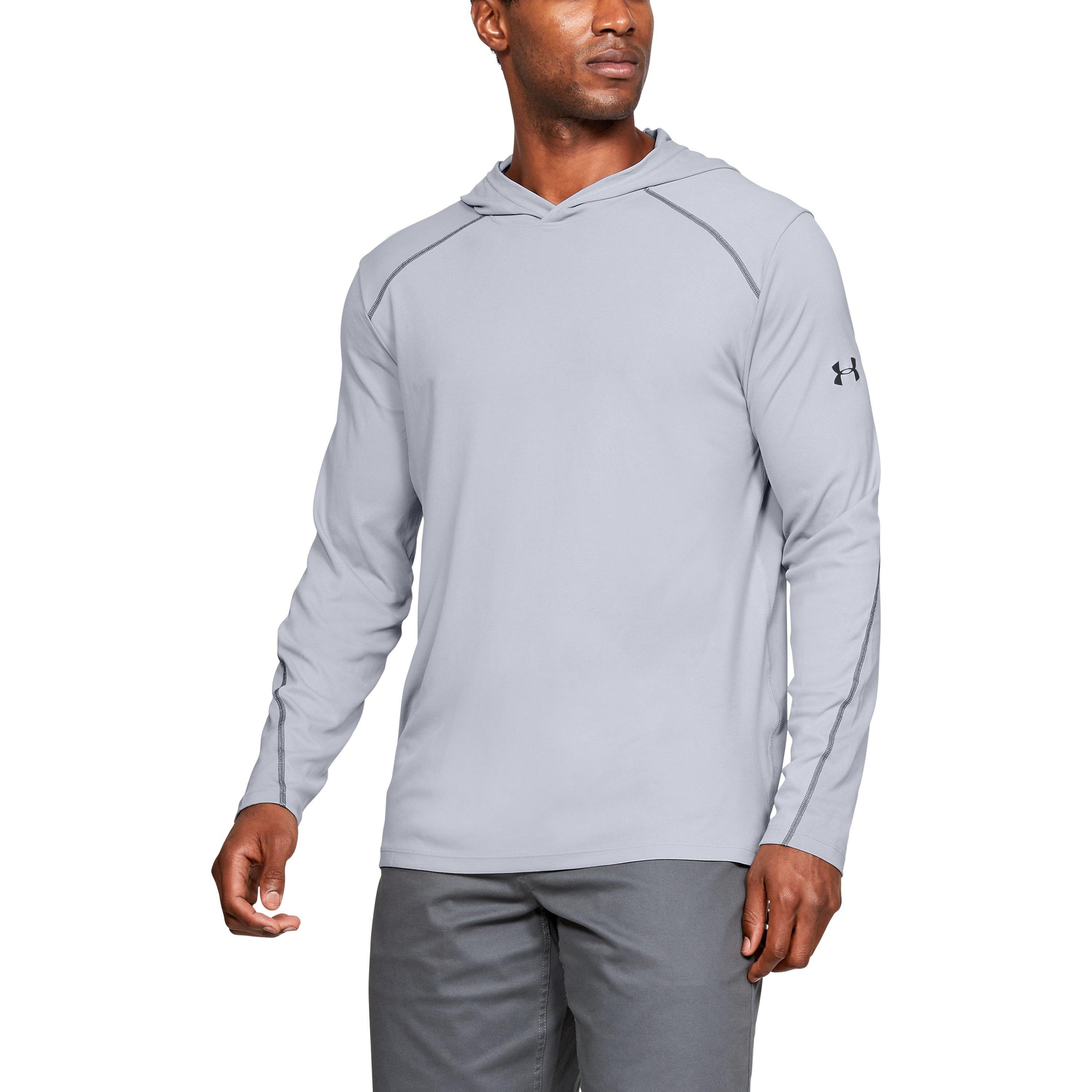 8558a3ebe Lyst - Under Armour Men's Ua Iso-chill Fusion Hoodie for Men