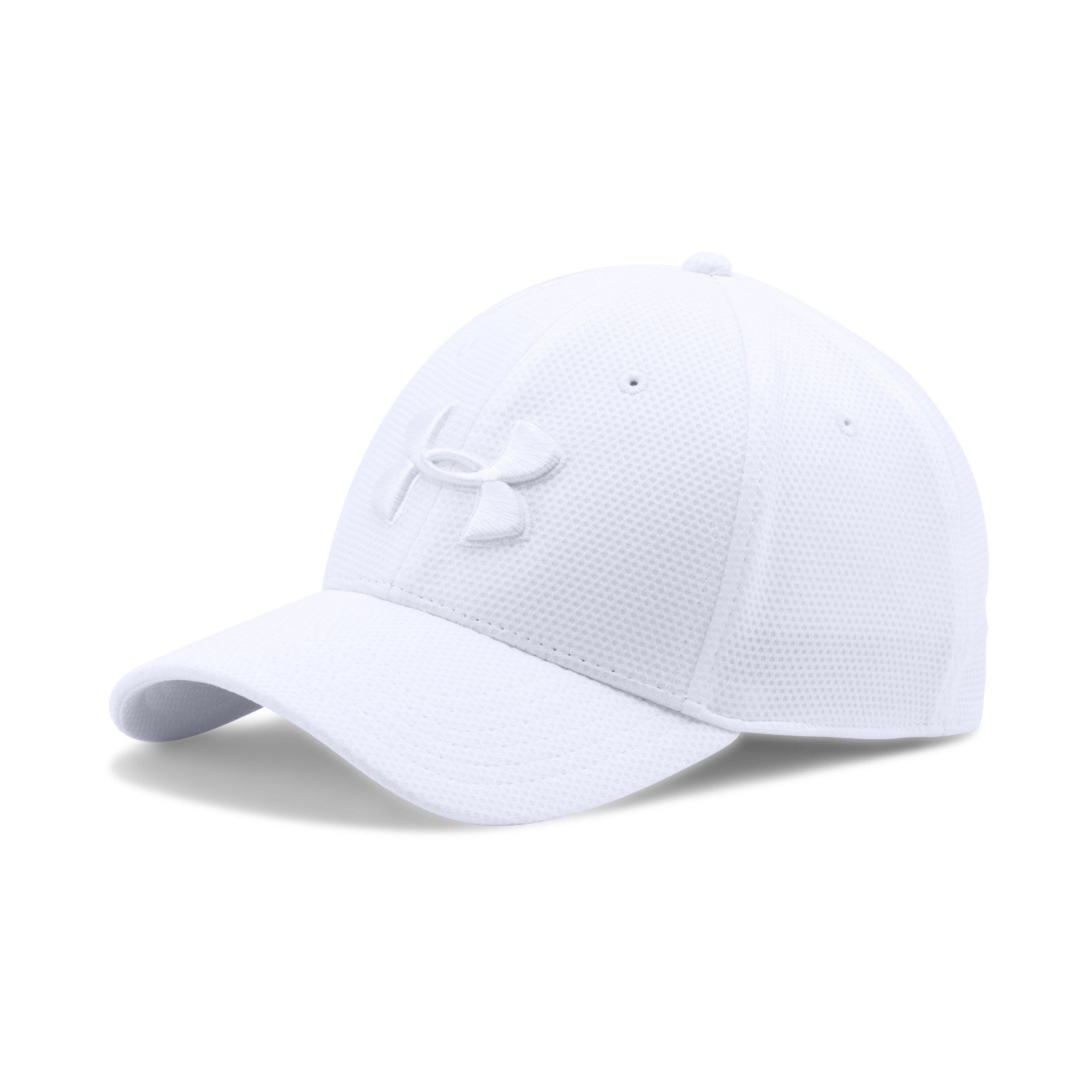 White Under Sink Bathroom Cabinet Undersink Storage: Under Armour Men's Ua Blitzing Ii Stretch Fit Cap