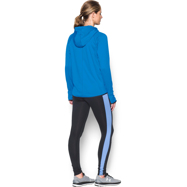 43213253a Athleisure Under Armour Womens Storm Armour Fleece Lightweight Full Zip  Hoodie Women