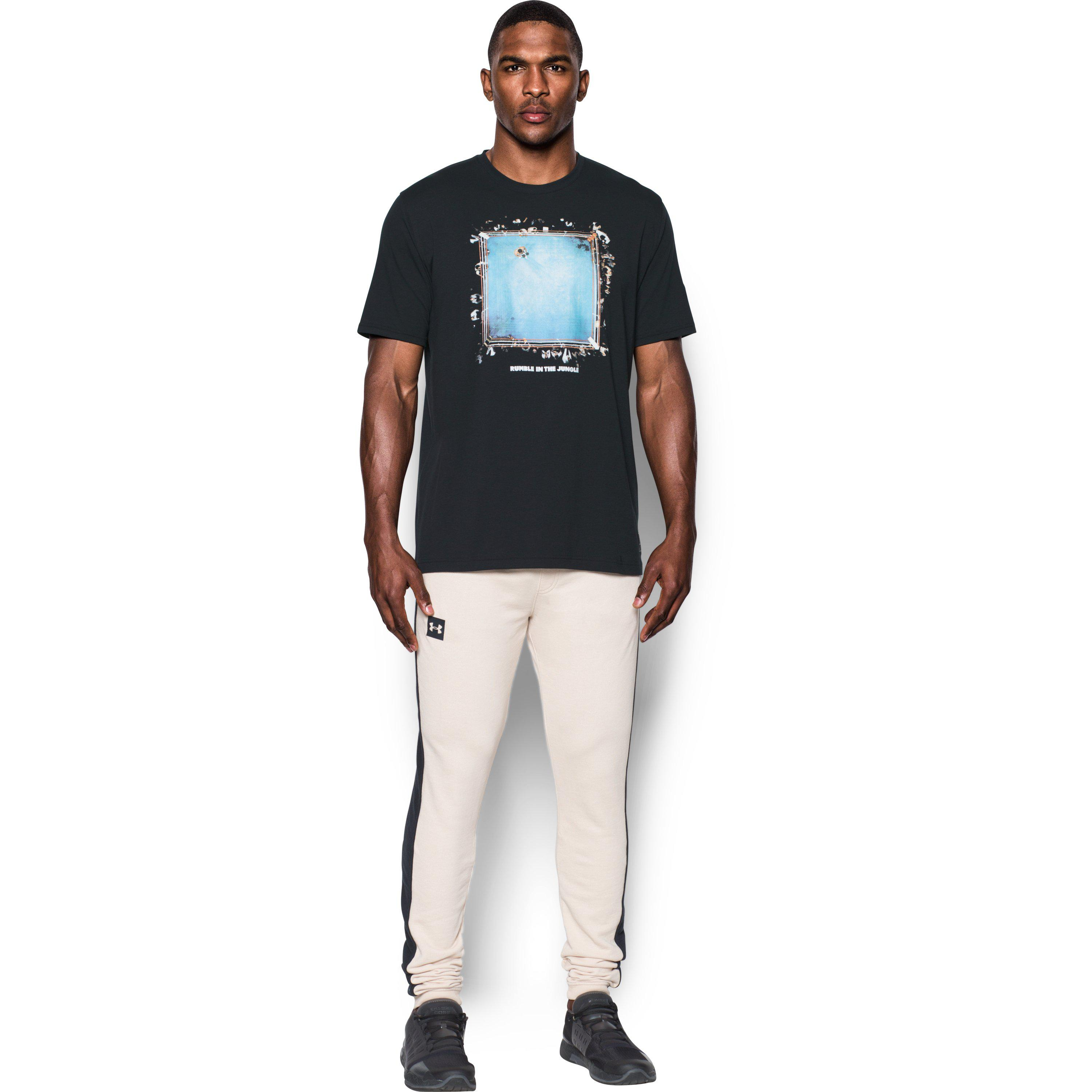 03e212e7 Lyst - Under Armour Men's Ua X Ali Rumble In The Ring T-shirt in ...