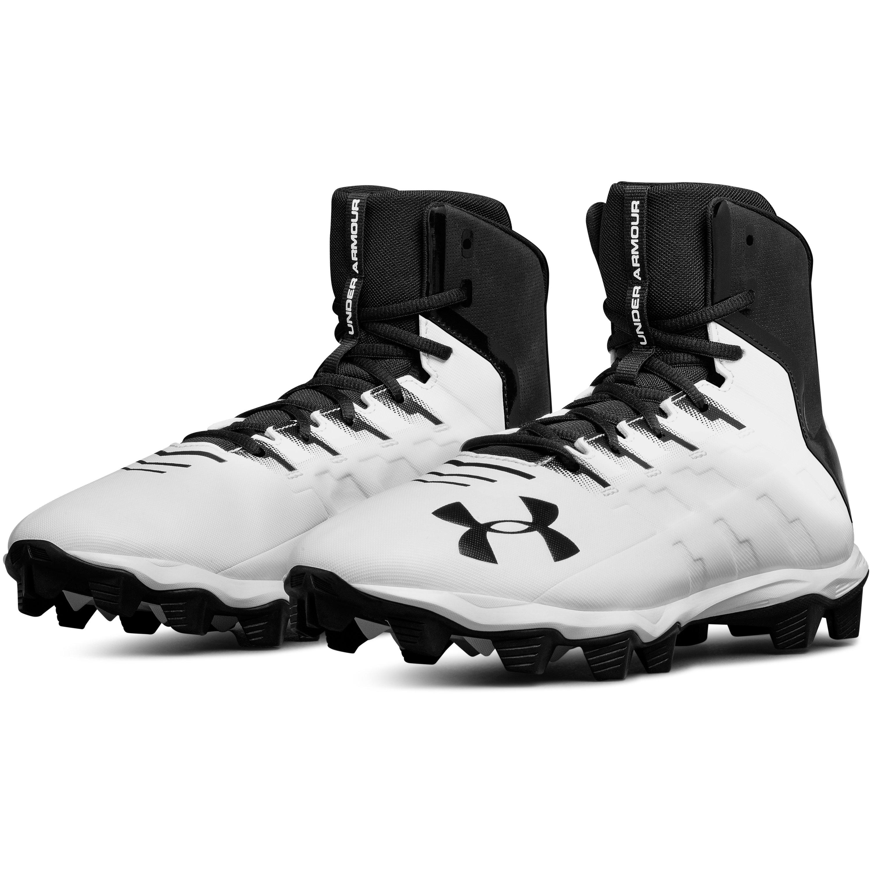 bc583f0b4da2 Under Armour Men's Ua Renegade Rm Football Cleats in Black for Men ...