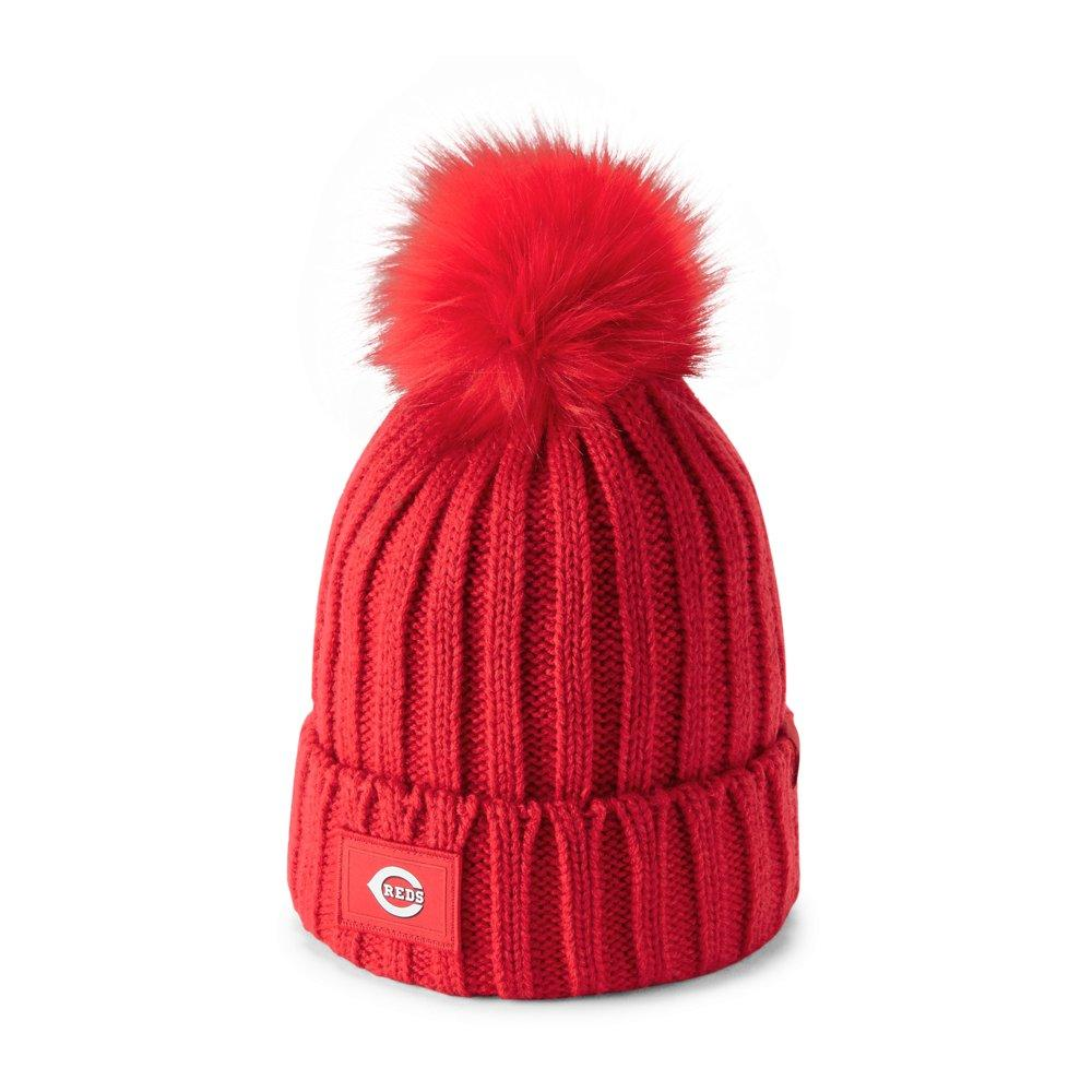 0706caaf14a Lyst - Under Armour Mlb Snowcrest Beanie in Red