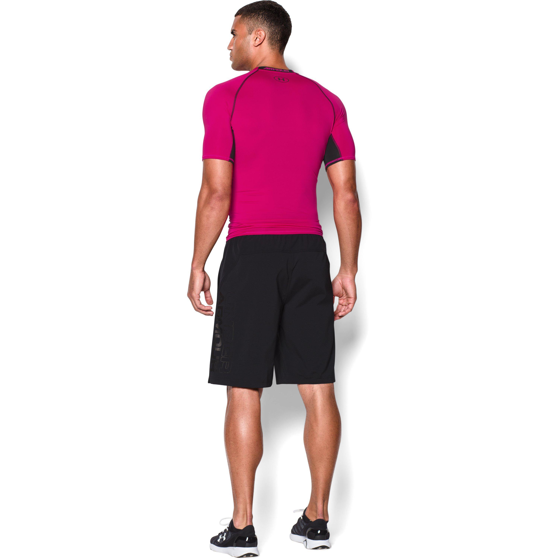 Under Armour 1216007 Men/'s Tee UA HeatGear Compression Short Sleeve T-Shirt