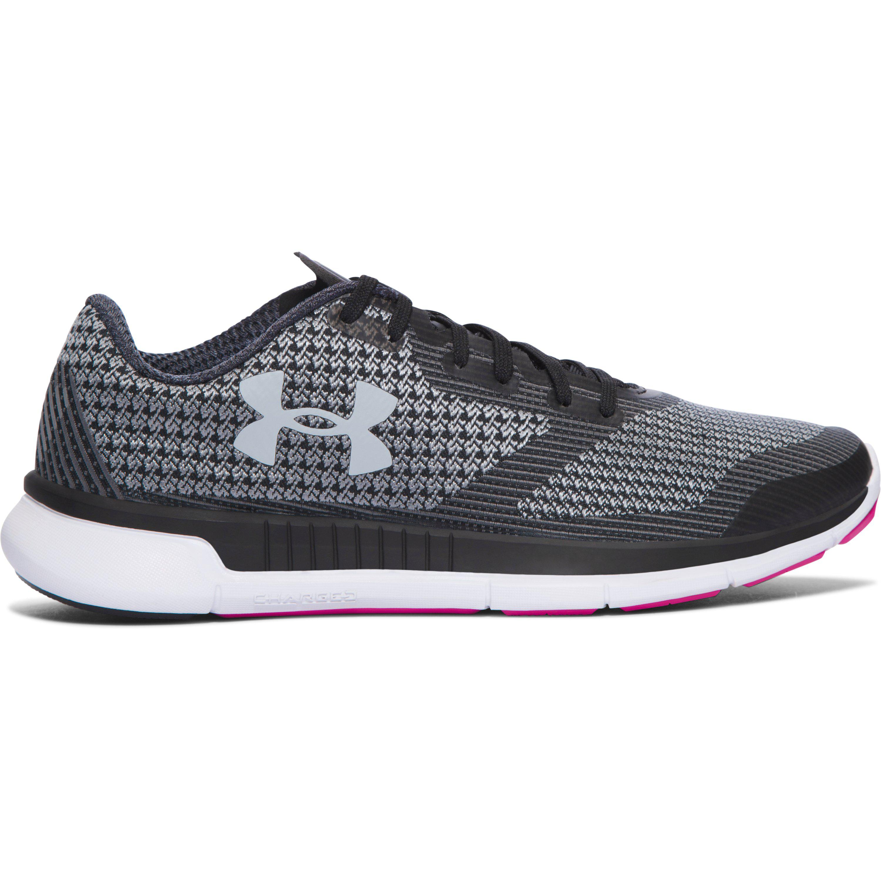 Under Armour Charged Coolswitch Run Black/White/White For Women Sale