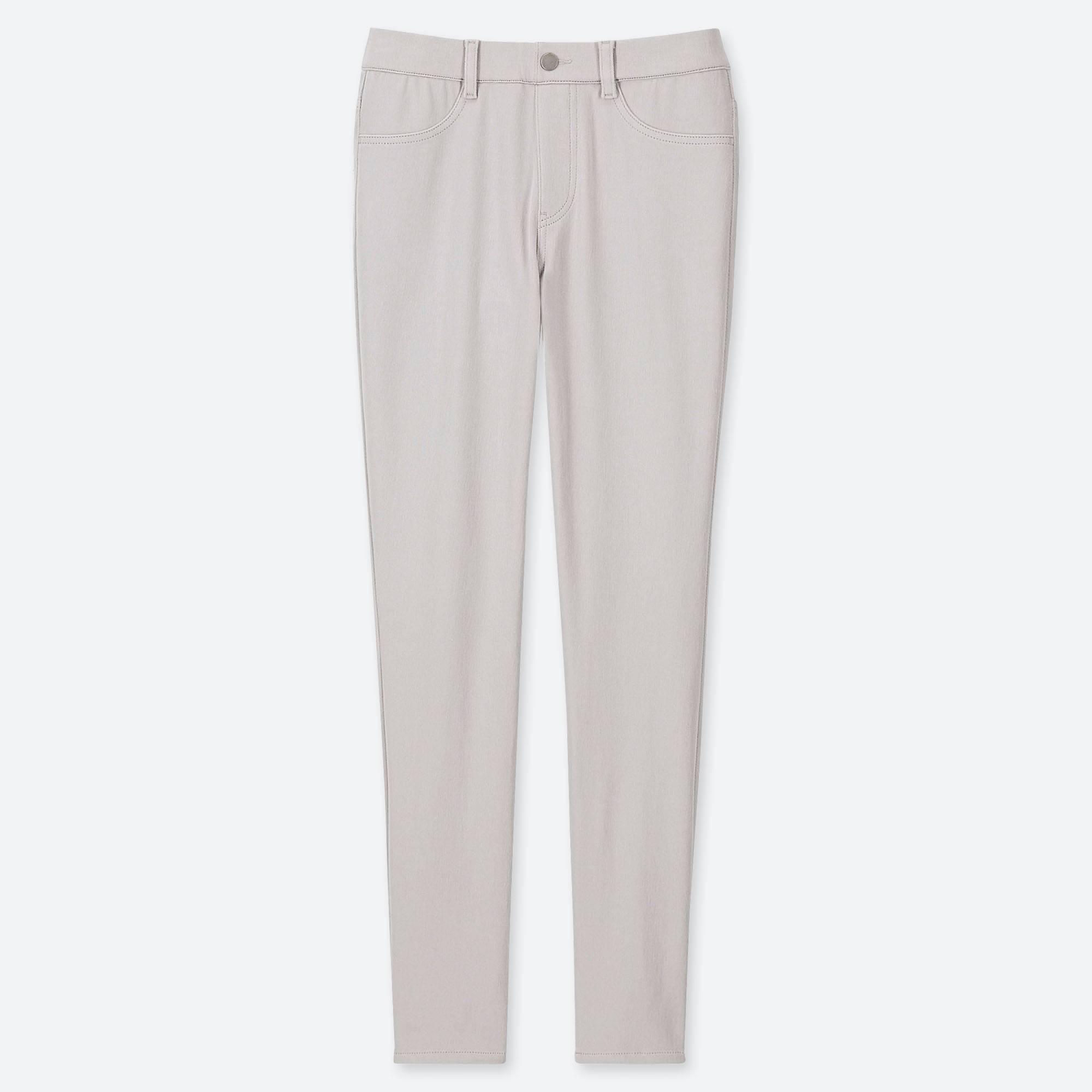 0c6249d16a8dc7 Lyst - Uniqlo Women Ultra Stretch LEGGINGS Pants in Gray