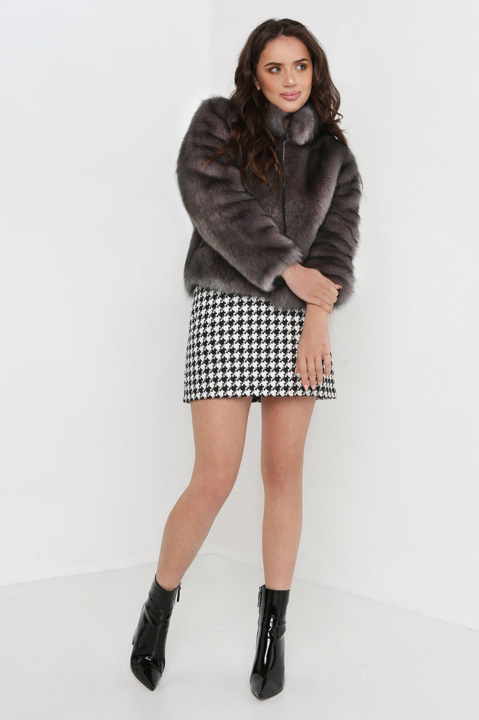 Fur Delish Lyst Unreal Fur Lyst Unreal Jacket FOxqnd