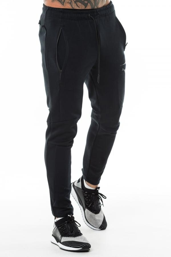 0e1095bb13c1 PUMA Pace Primary Pants in Black for Men - Lyst