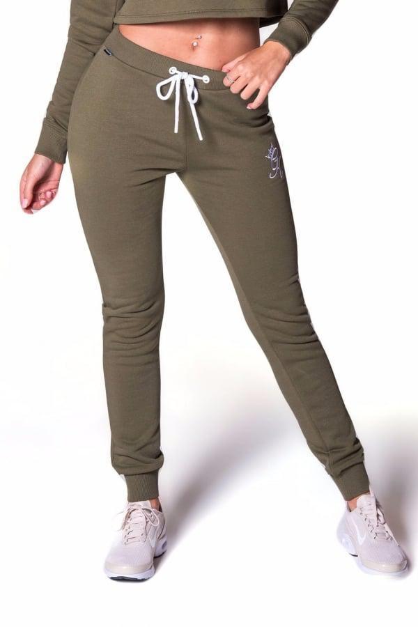 Gym King Women s Jenner Joggers in Green - Lyst 20922b05b