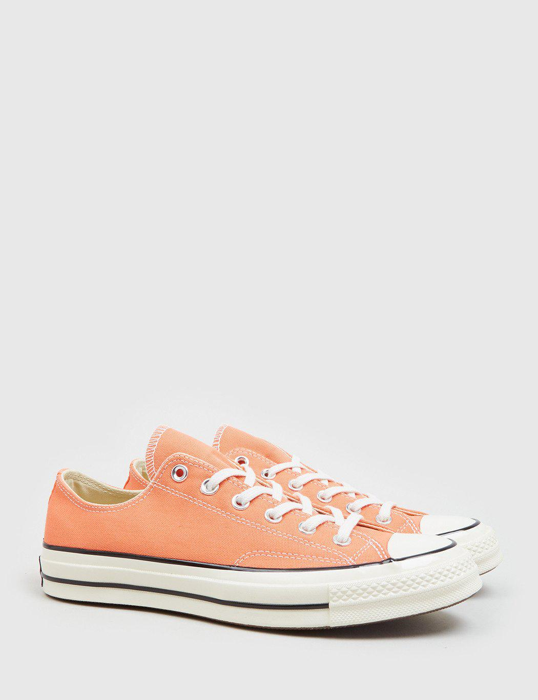 36ce35b31399 Converse 70 s Chuck Taylor Low (canvas) for Men - Lyst
