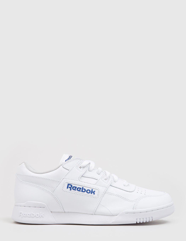 Reebok - White Workout Plus (2759) for Men - Lyst. View fullscreen 46b29b390