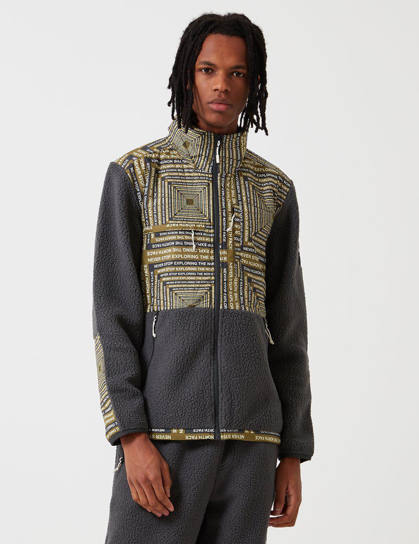 82039902b Lyst - The North Face Denali Lcd Capsule Print Fleece Sweater in ...