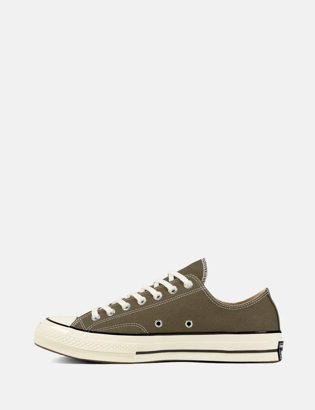 78dcb13920dc Lyst - Converse 70 s Chuck Low 162060c (canvas) in Green for Men