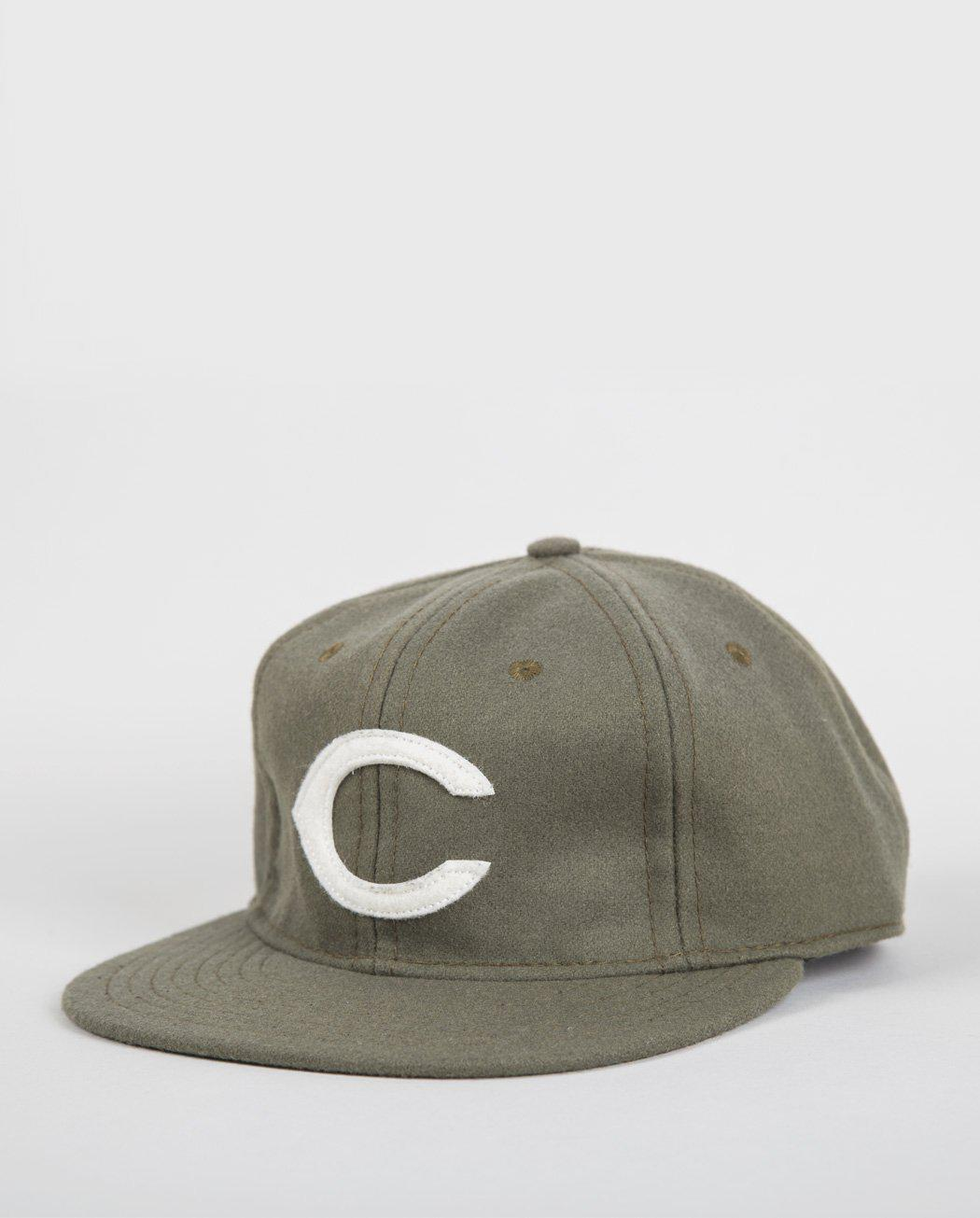 Ebbets Field Flannels. Men s Green Chorizeros 1953 Cap. From  68. View size  guide a16f8de625f9