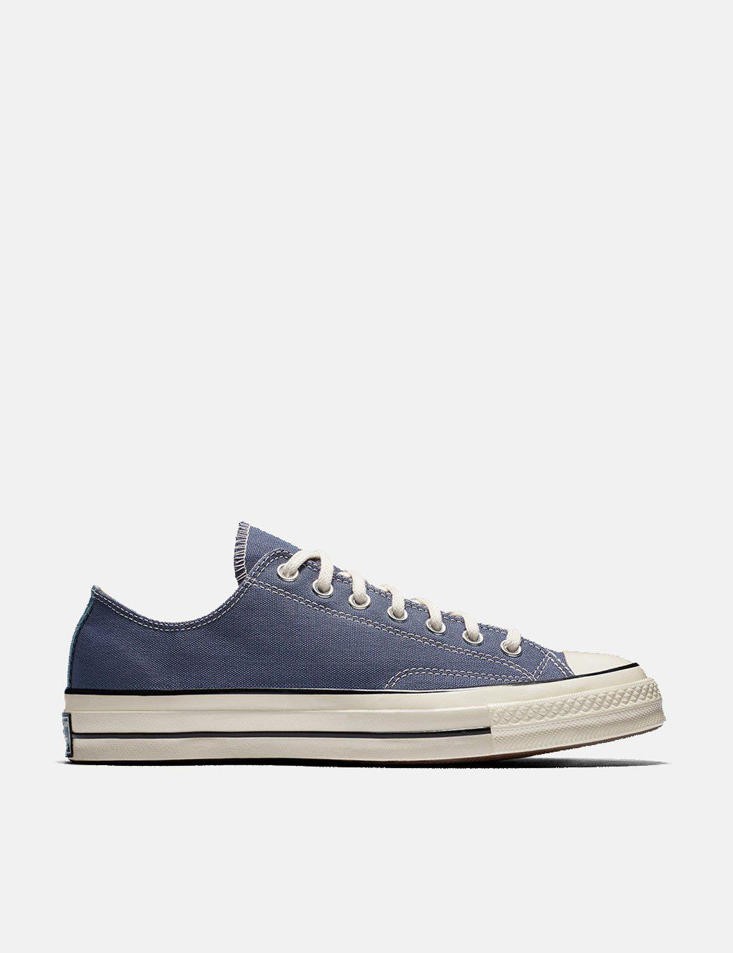 a8dbd72196ff25 Lyst - Converse 70 s Chuck Low 159625c (canvas) in Gray for Men
