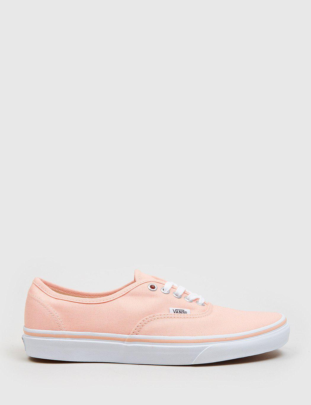 a06991cde3 Vans Pastels Authentic (canvas) in Pink for Men - Lyst
