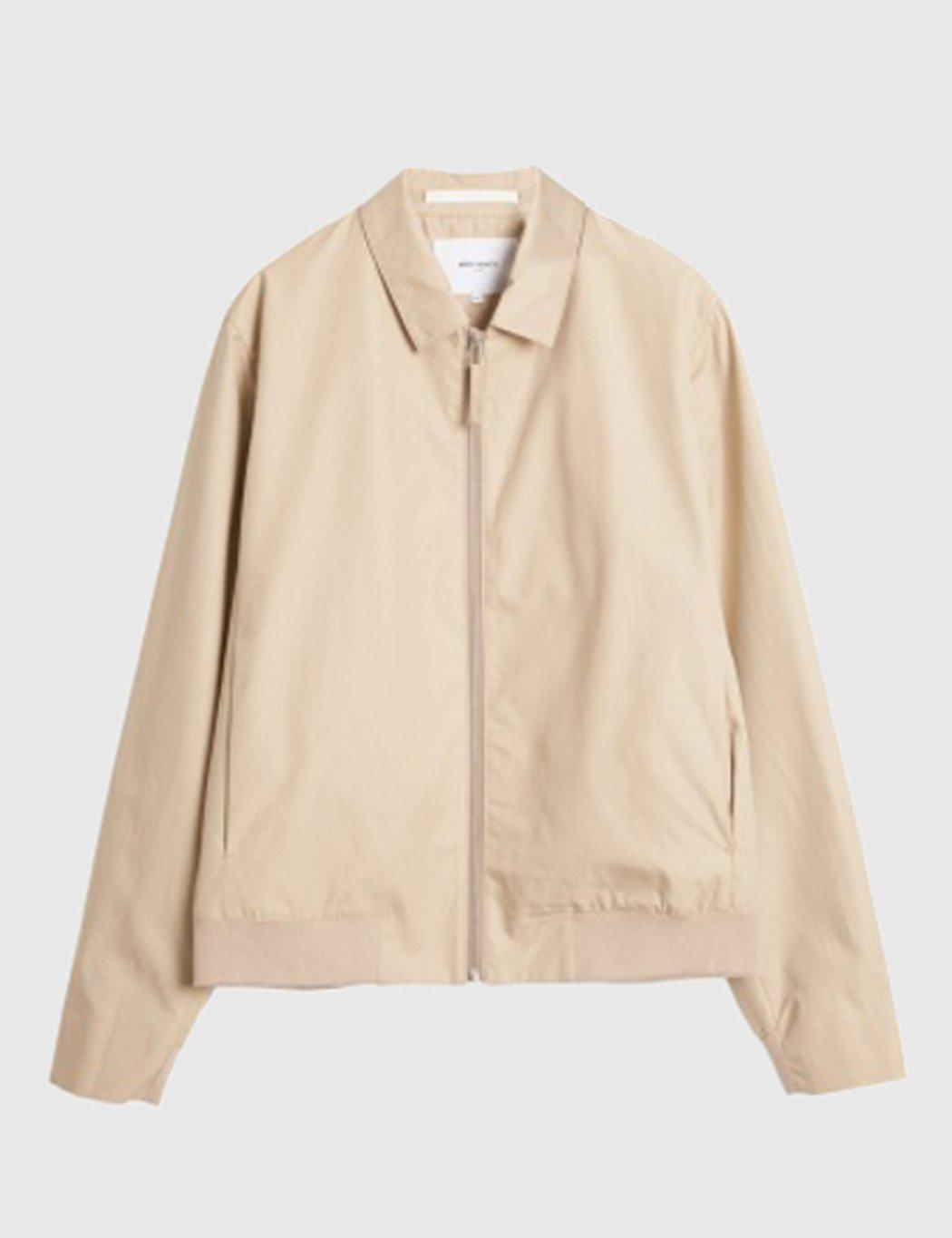 bcc4f95638a Lyst - Norse Projects Trygve Panama Jacket in Natural for Men