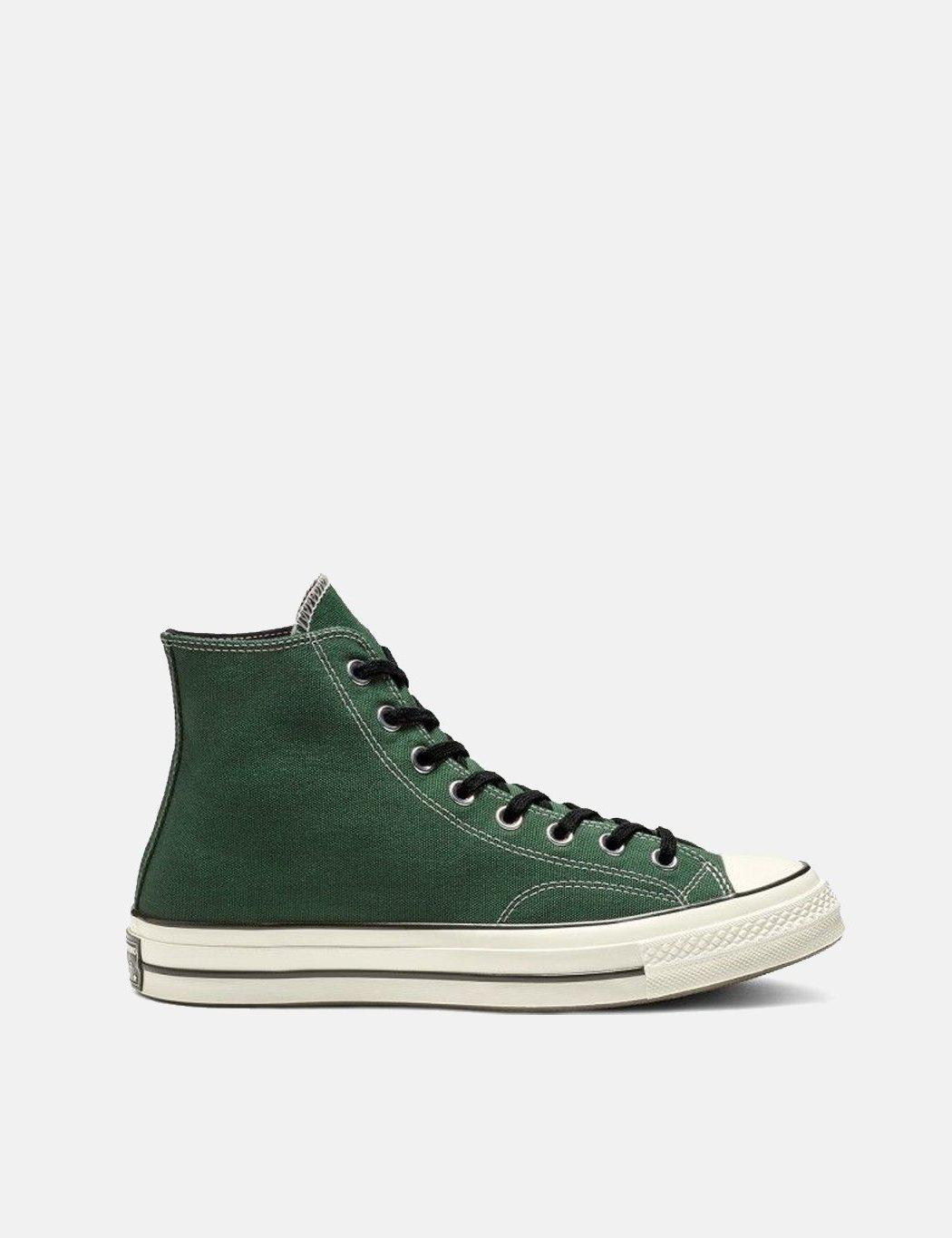 aa96322bbfce Lyst - Converse 70 s Chuck Hi 163332c (canvas) in Green for Men