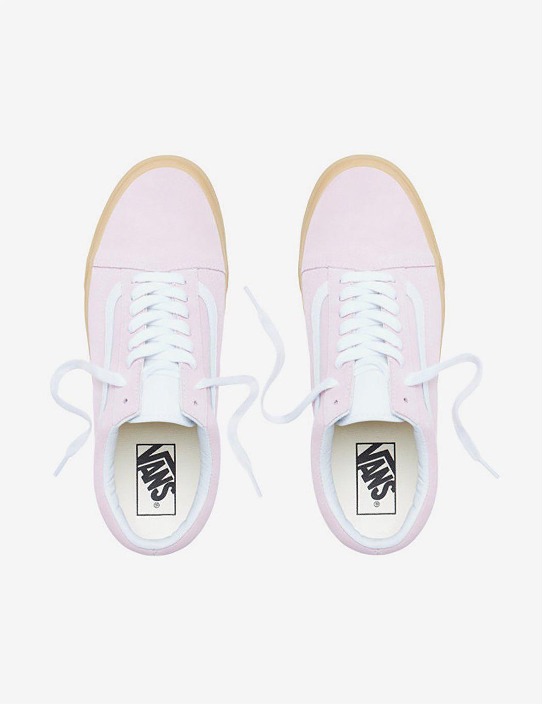 3871aea6dbc Vans Old Skool Double Light Gum in Pink for Men - Lyst
