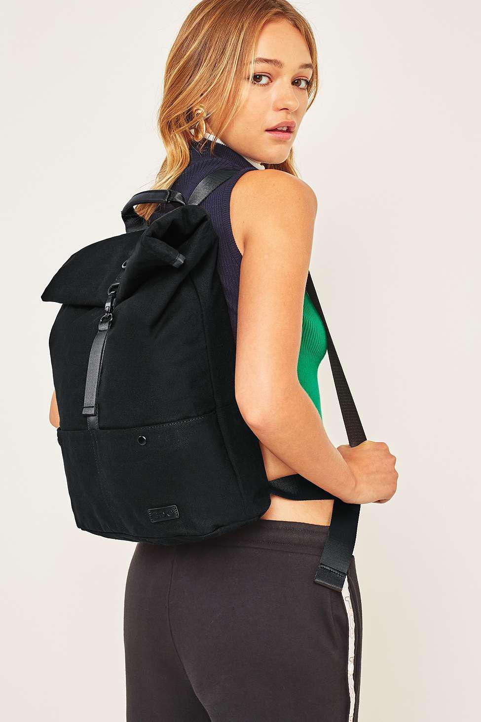Bdg Canvas Roll Top Backpack – TLMODA