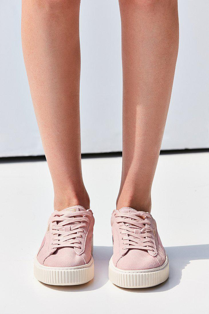 ee7d7cb80dcf Gallery. Previously sold at  Urban Outfitters · Women s Platform Sneakers  Women s Satin ...