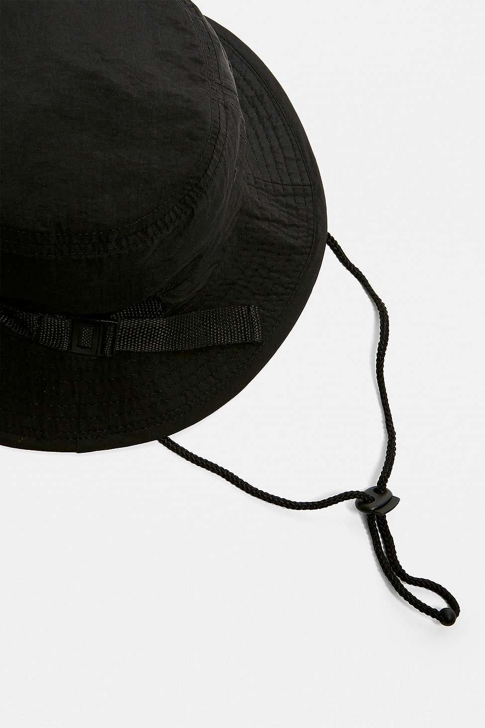 41a7899062d6c Urban Outfitters Uo Reflective Bucket Hat - Womens All in Black ...