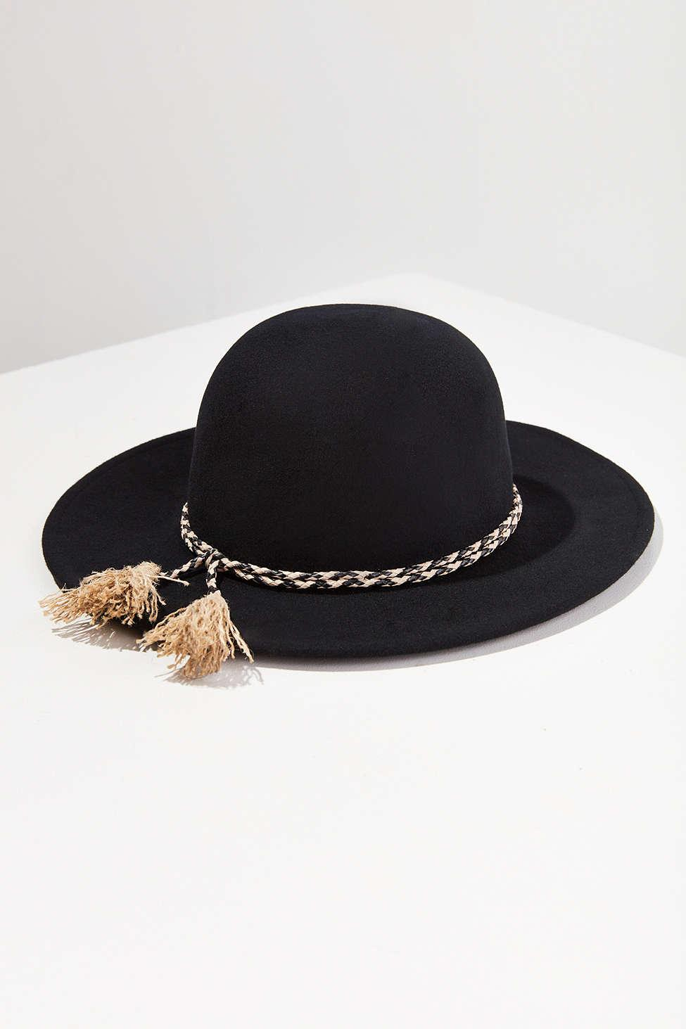 562ca74a706 ... wholesale brixton black stills hat lyst. view fullscreen f302c ee852