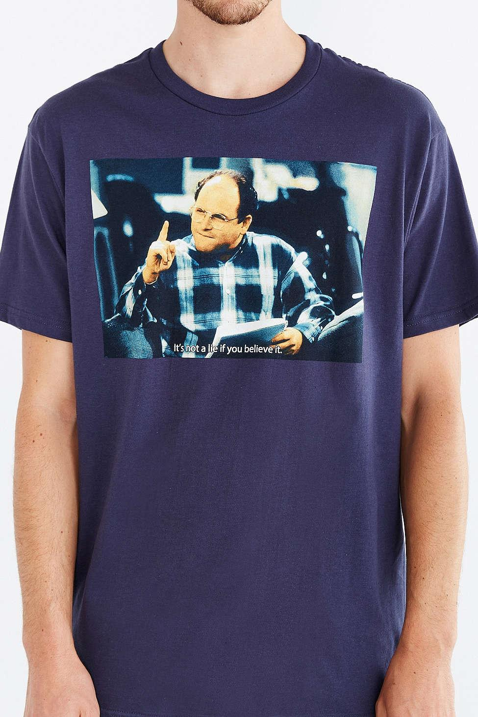 outfitters seinfeld it s not a lie in blue for