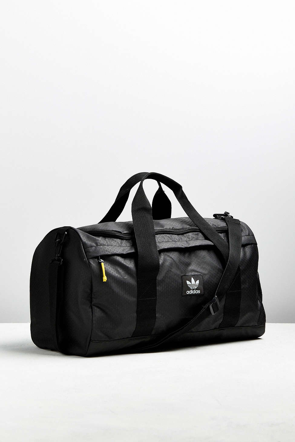 Lyst - adidas Originals National Duffel Bag in Black for Men bbe064a0b1