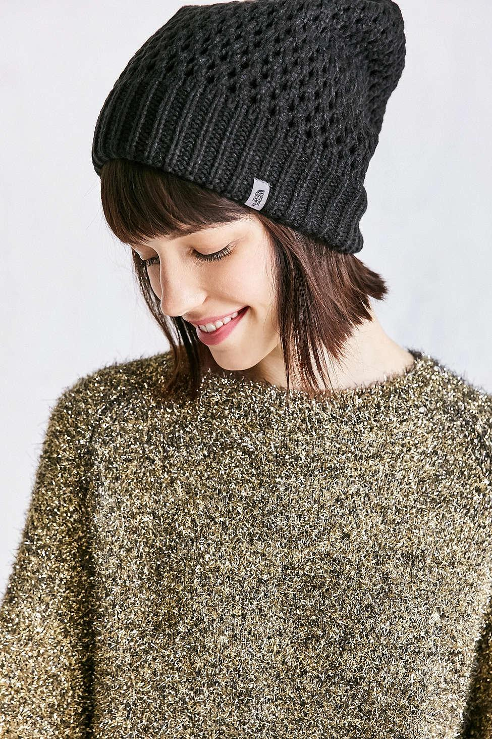 The North Face Shinsky Beanie In Black Lyst