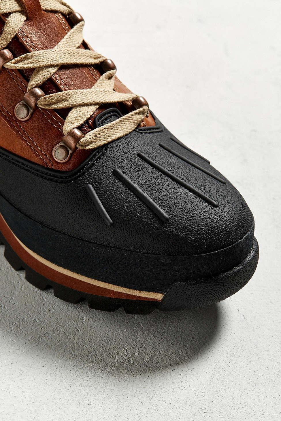 Lyst Timberland Euro Hiker Waterproof Sneakerboot In
