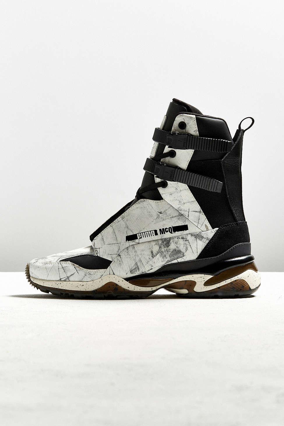 Lyst - PUMA X Mcq By Alexander Mcqueen Tech Runner Mid Sneaker in ... 6eaa7ab5f