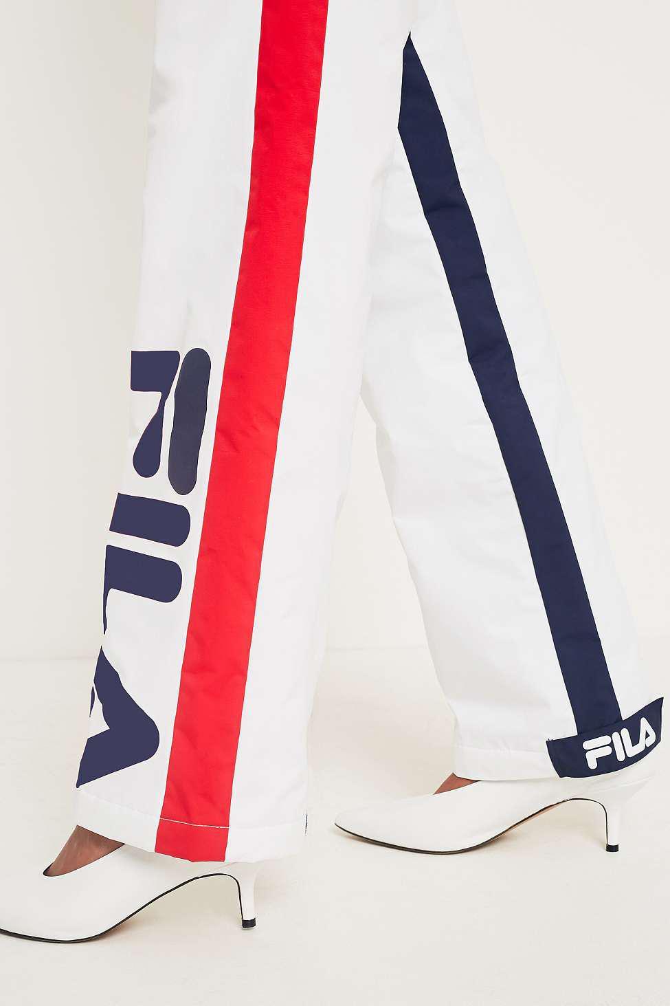 184329523606 Fila Ski Pants - Womens Xs in White - Lyst