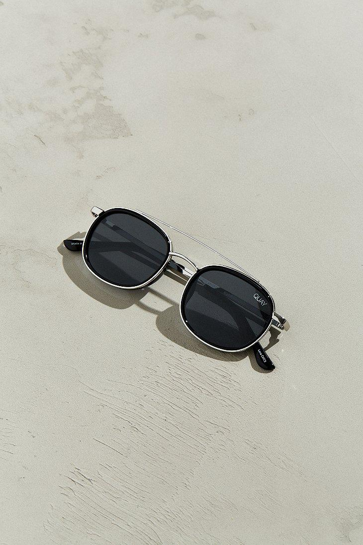 f323f17701 Lyst - Quay Quay Got It Covered Sunglasses in Black for Men