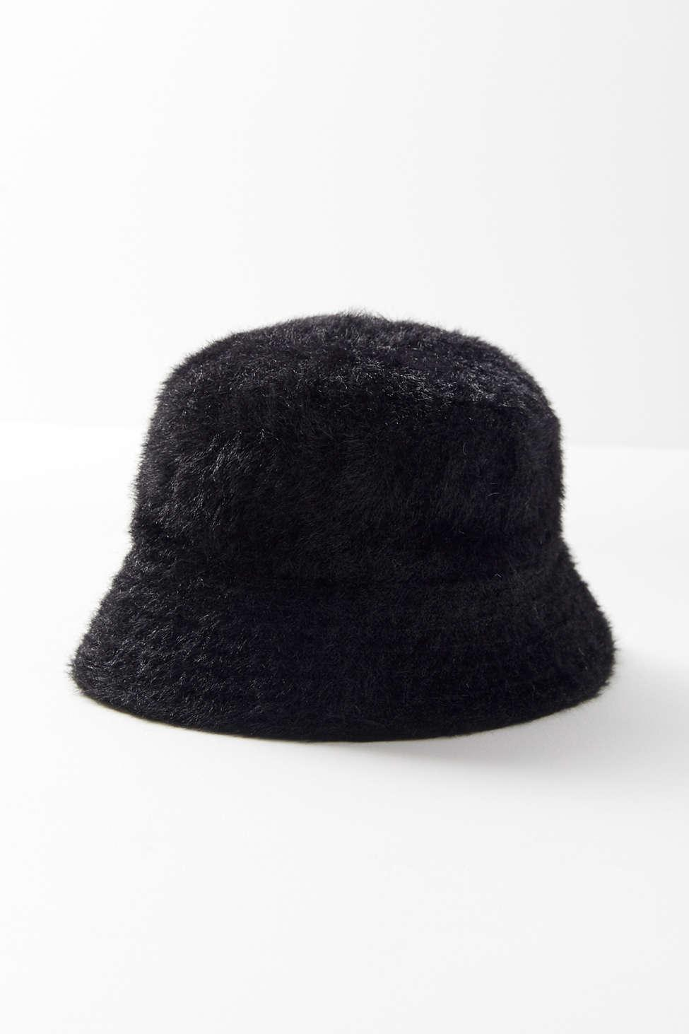Urban Outfitters - Black Gia Bucket Hat - Lyst. View fullscreen 01bbf56afdc3