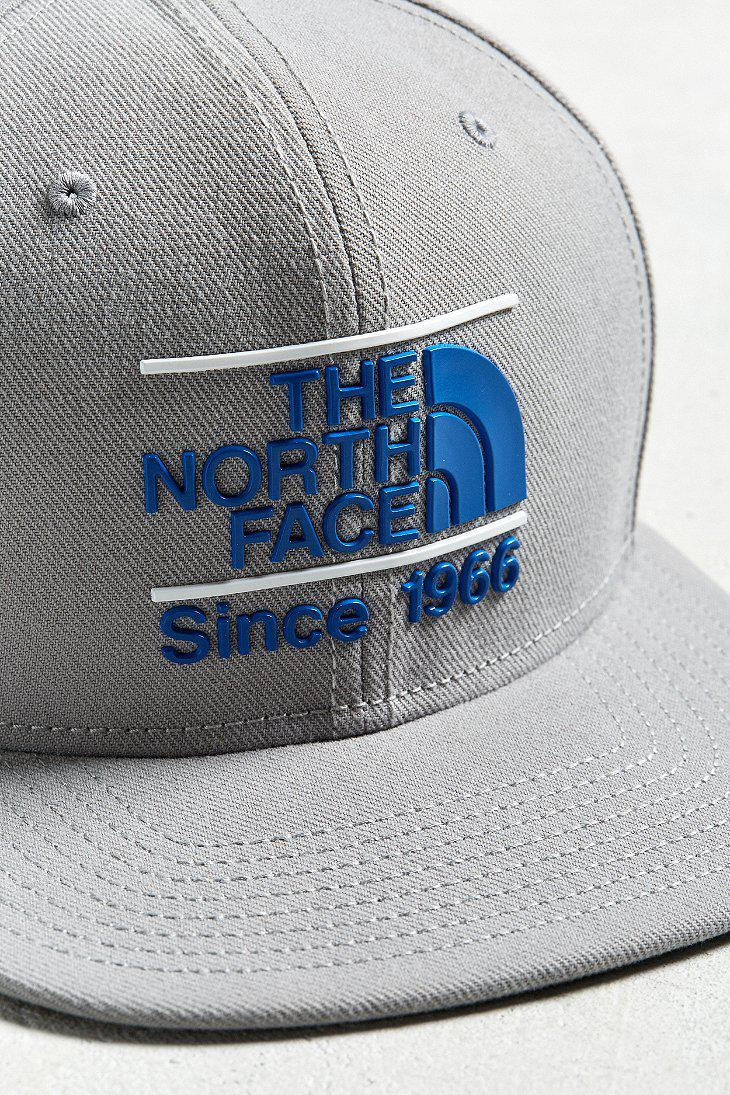 80e6baea875f5 The North Face The North Face X New Era 9fifty Snapback Hat in Gray ...