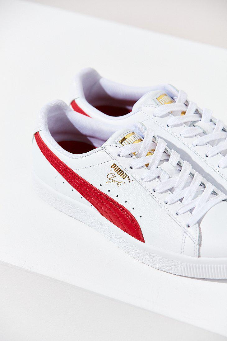 hot sale online 0bd3a 9cf8b PUMA Clyde Core Foil Sneaker - Lyst