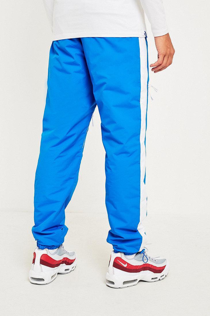 39d44e39d9 Fila Blue Nylon Ski Pants in Blue for Men - Lyst