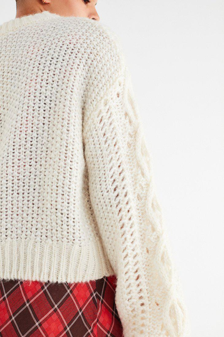 1132d67741 Gallery. Previously sold at  Urban Outfitters · Women s Fair Isle Sweaters  ...