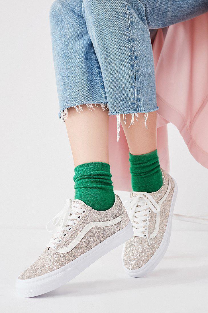 Skool Glitter Vans Chunky Sneaker Lyst Old q8I4wggH e6079fd01
