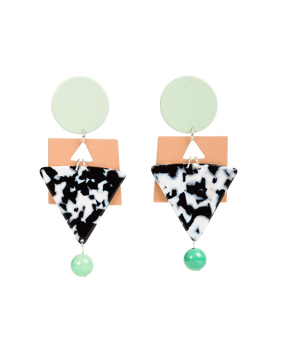 Bianca Mavrick Jewellery Roy Drop Earrings PbM7Ppc