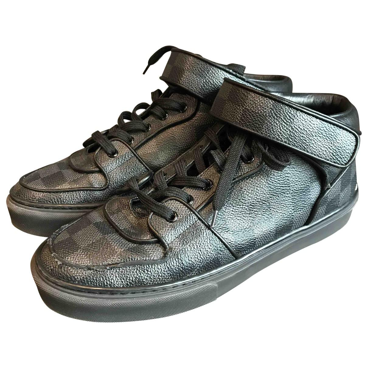 Pre-owned - Cloth trainers Louis Vuitton MF2iaJgDvm