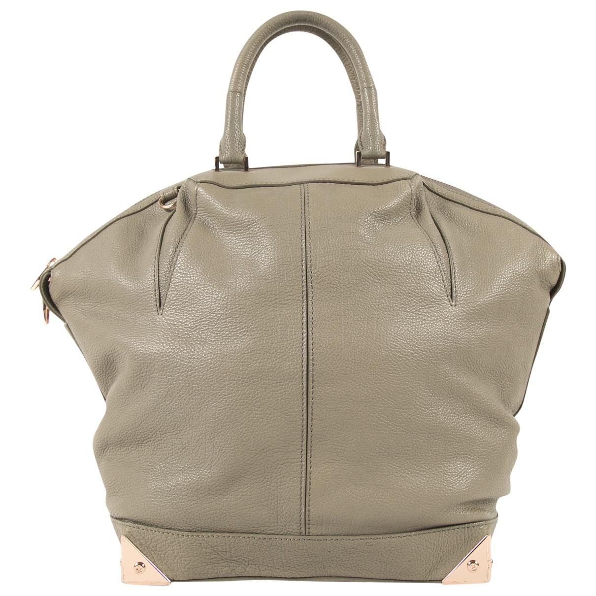 Alexander Wang Pre-owned - Emile leather handbag qhRsl
