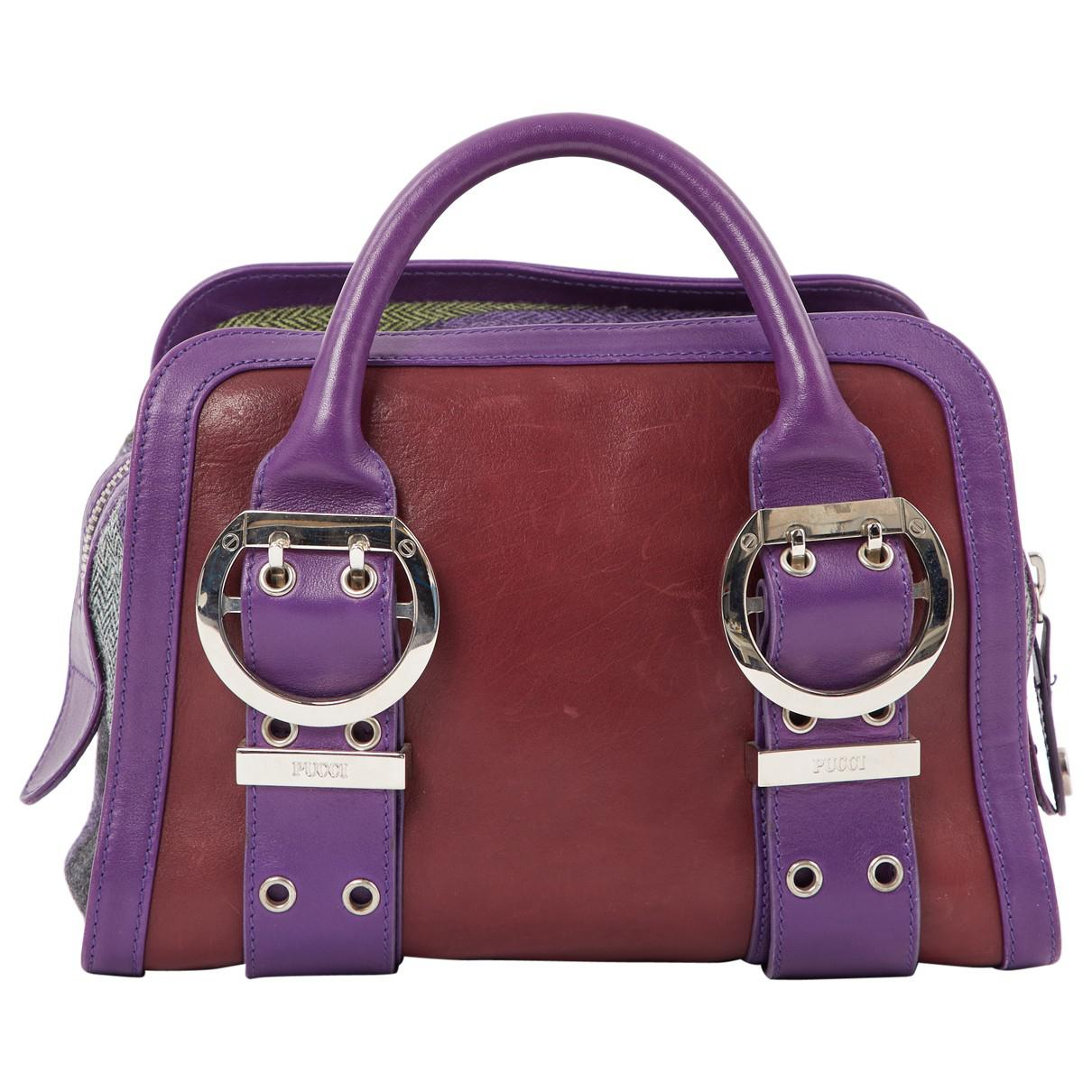 Pre-owned - Bag Emilio Pucci pyLFto
