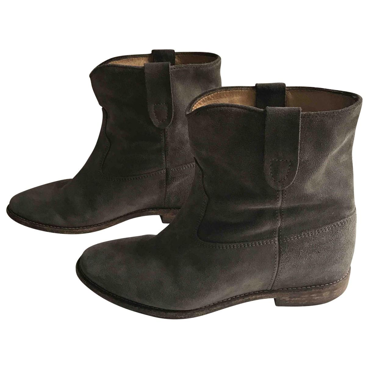 Free Shipping Classic Pre-owned - Ankle boots Isabel Marant Cheapest Price Cheap Price Cheap Choice ruj2q