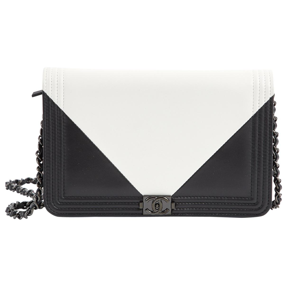 4024f42e3913 Chanel. Women's Pre-owned Boy Black Leather Clutch Bags. £2,500 £2,259 From Vestiaire  Collective
