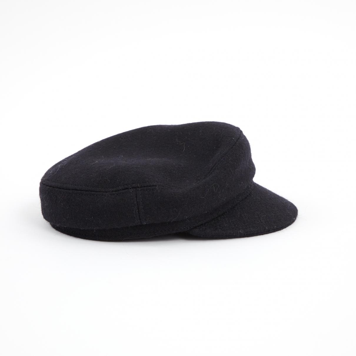 Isabel Marant - Pre-owned Black Wool Hats - Lyst. View fullscreen 4b800caee543