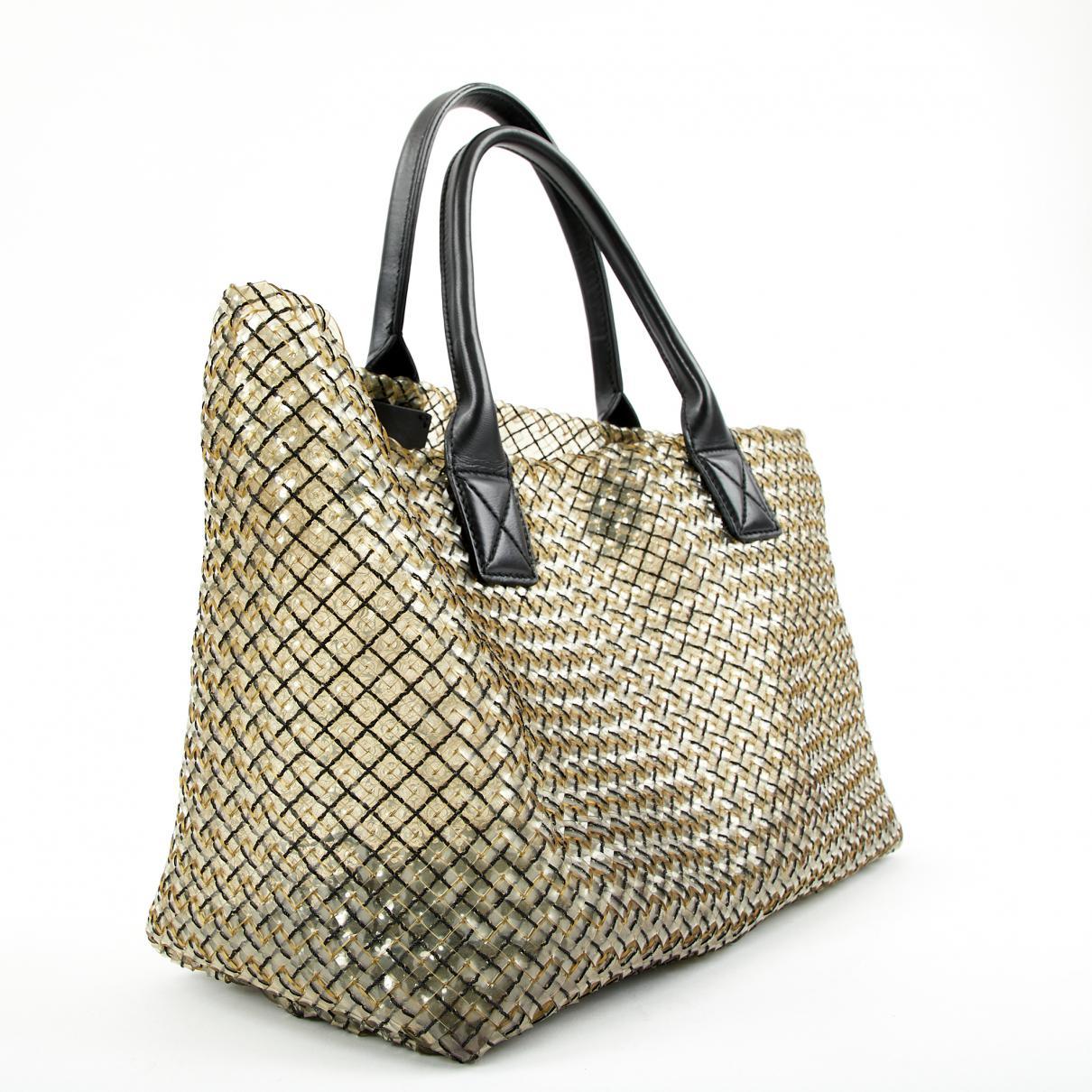 a13084041f Bottega Veneta - Multicolor Fourre-tout Other Plastic Handbag - Lyst. View  fullscreen
