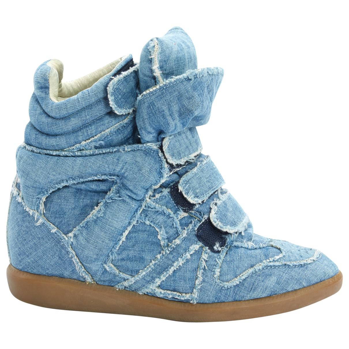 Pre-owned - Beckett trainers Isabel Marant 0pJzMC