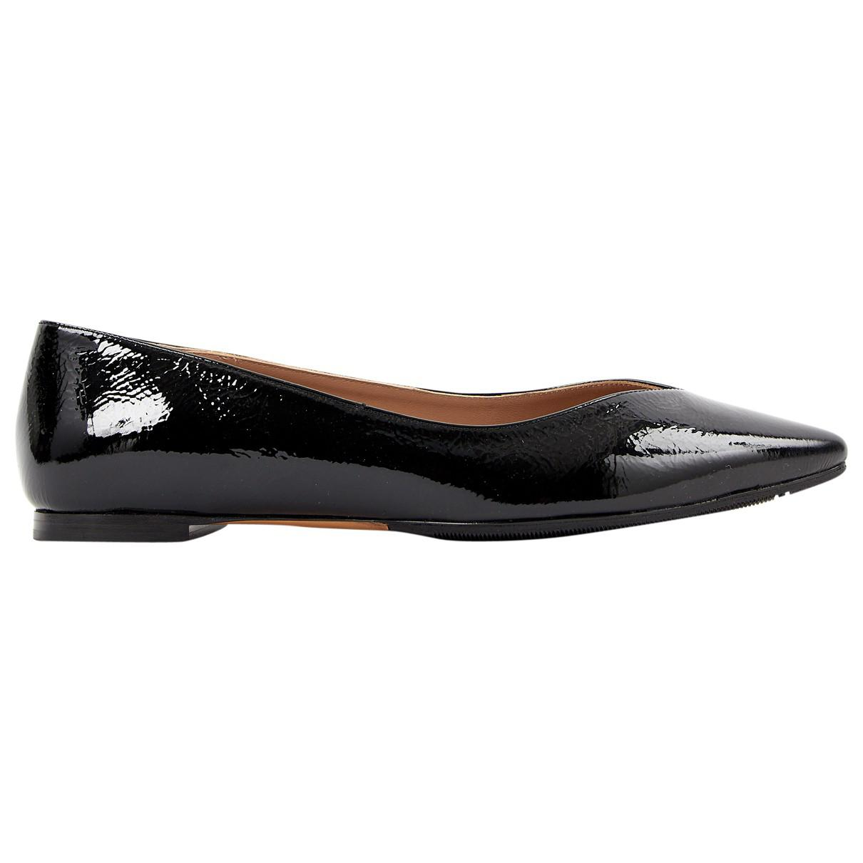 Pre-owned - Patent leather flats Chlo 6cDnqM