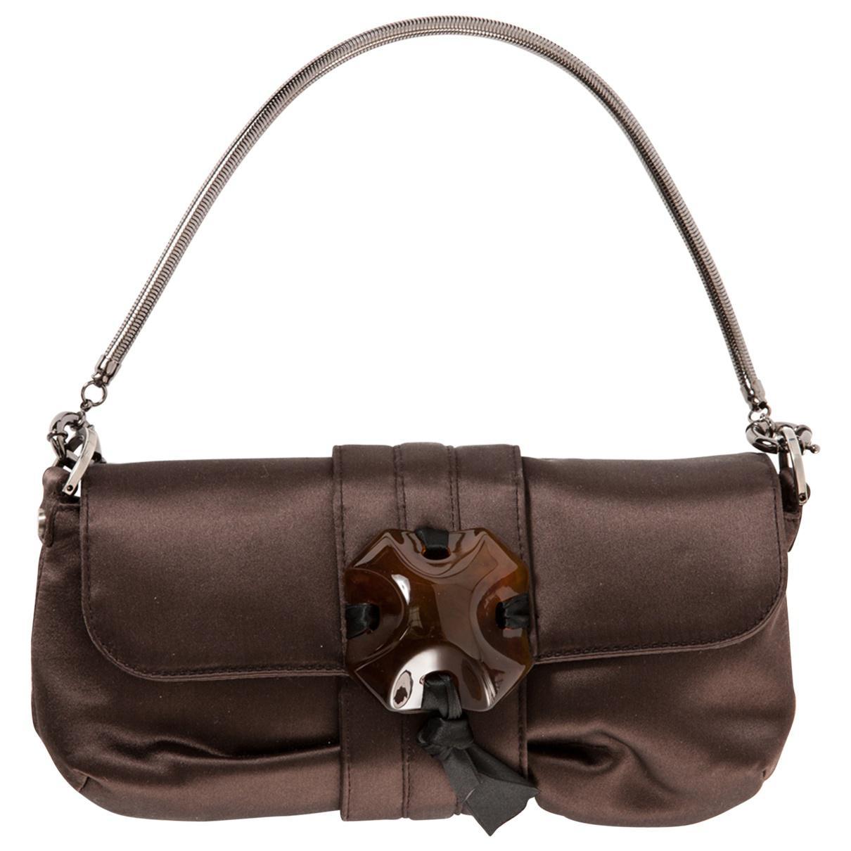 Lanvin Pre-owned - Cloth handbag t1vkjqhTv
